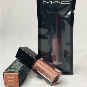 Other - MAC and Smashbox lipgloss. New.